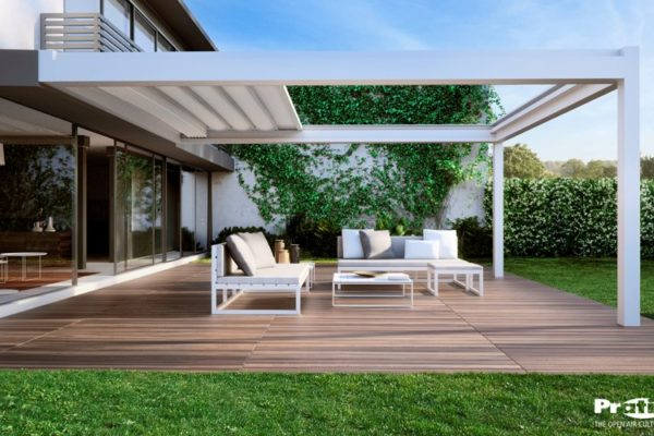 arredamento moderno giardino
