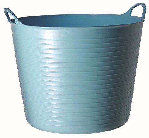 vaso azzurro con manici