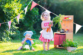 giochi in giardino per bambini