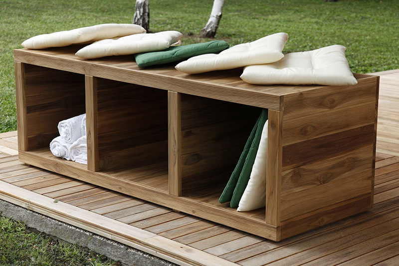 La manutenzione dei mobili da giardino accessori per esterno for Mobili da giardino in offerta