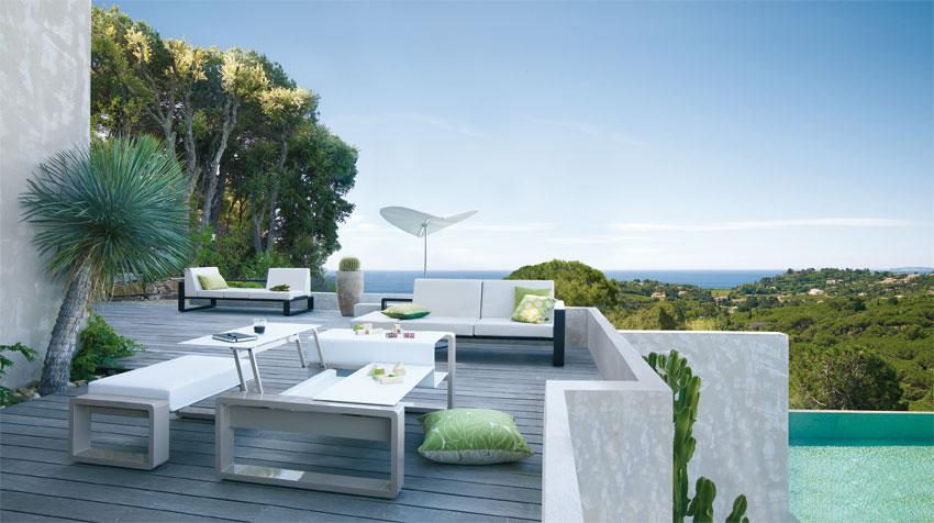 Come arredare il giardino moderno | Accessori per esterno