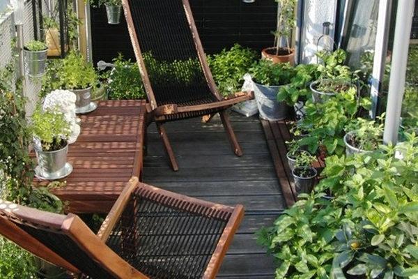 piccolo terrazzo