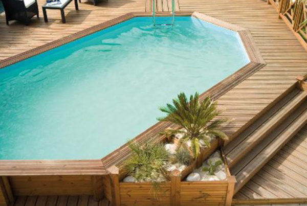 piscina fuori terra legno