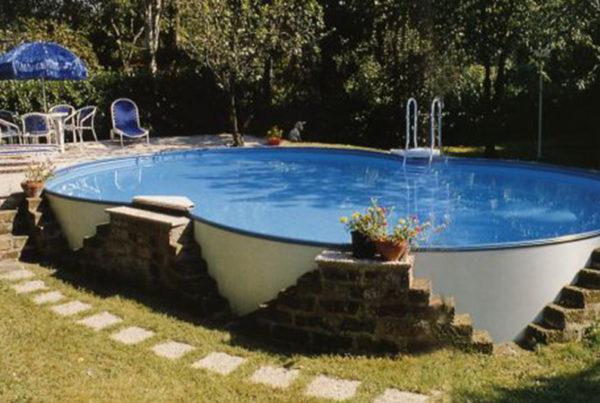 piscine fuori terra accessori per esterno