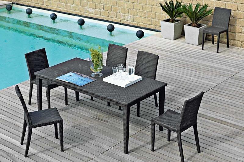 Tavoli da giardino quali scegliere accessori per esterno - Tavolo giardino ikea ...