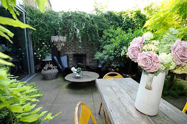arredare un piccolo giardino