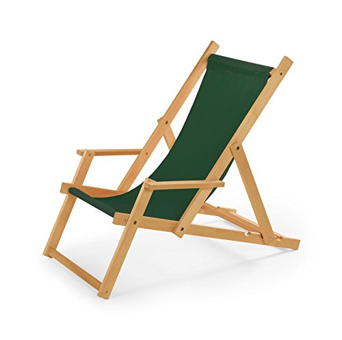 Sedia a sdraio da giardino accessori per esterno - Sedie giardino legno ...