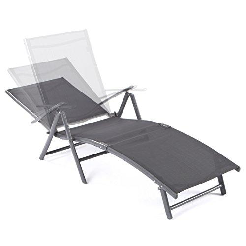 Sedia a sdraio da giardino Ultranatura | Accessori per esterno