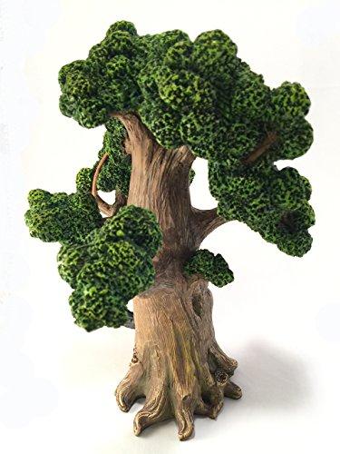 Albero per fate e gnomi da giardino magico albero in - Albero da giardino ...