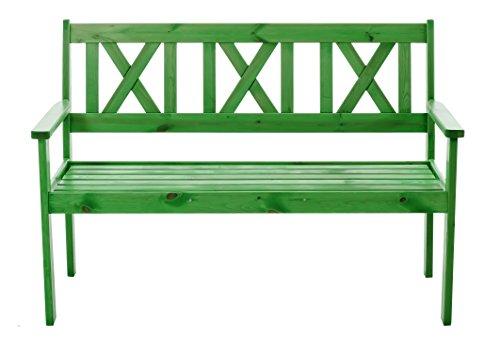 Panca da giardino panca evje banco di legno nuovo for Panca da giardino contenitore