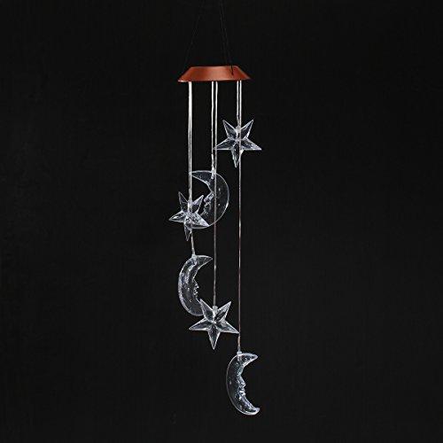 Campane tubolari led solar cambia colore pathonor campane for Luci tubolari a led