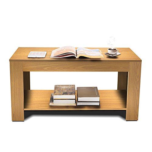 Tavolo da caff per salotto tavolino basso soggiorno for Mobile basso per soggiorno