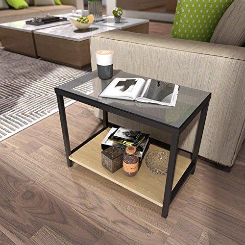 Tavolino da 2 pezzi consolle multifuzionale regolabile for Tavolino per balcone