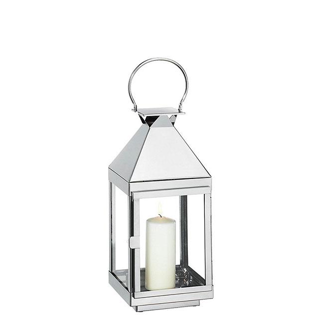 lanterna da esterno acciaio