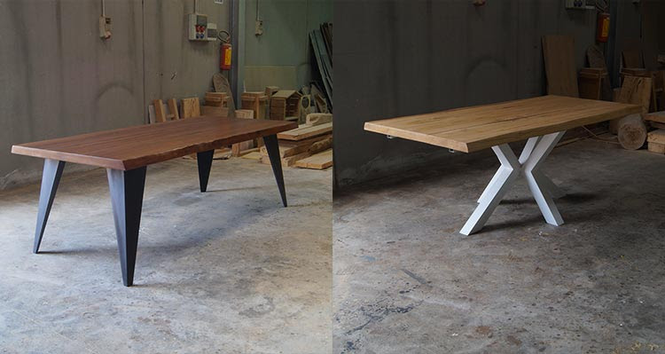 Tavoli da giardino in legno | Accessori per esterno