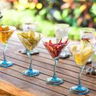 angolo bar in giardino