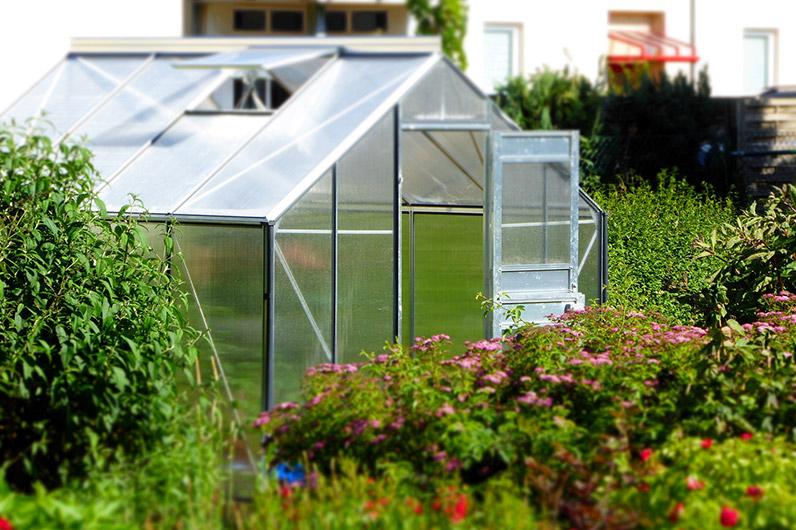 serra da giardino